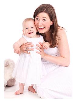 Baby und Kinder