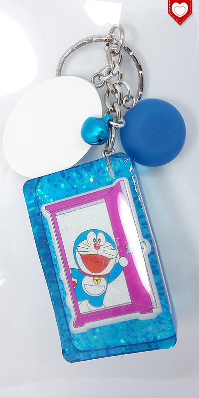 Anhänger Doraemon Manga Katze Blau Kawaii